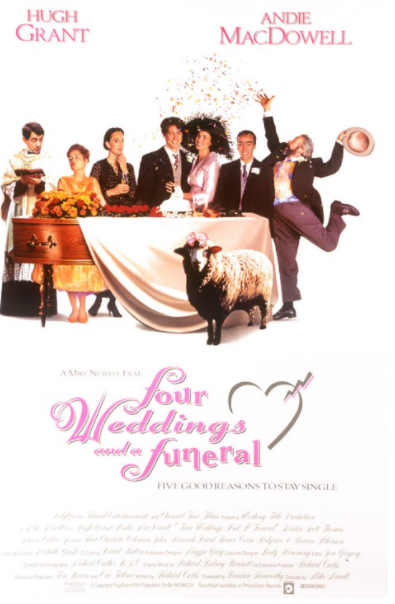 Four Wedding and a Funeral ค.ศ. 1994